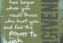 Forgive / by Kathy Bishop