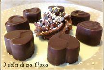 cioccolatini ricette