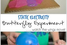 Fun stuff with Zoë / Crafts defined- a child inspired activity done by an adult