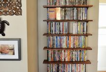 DVD Storage Ideas for Your Precious Home