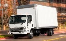 Isuzu N-Series trucks