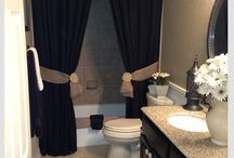 Bathroom Ideas / by Desiree Fligelman