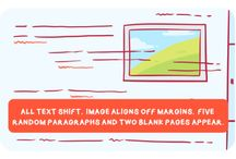 Comics typography