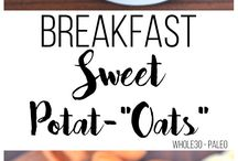 Real Food Breakfasts / Nutrient-dense meals to start the day!