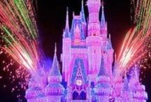 Disney Magic / by Brittany Stevens