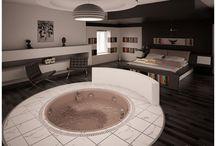 Amazing Room Ideas / by Kristie Maley Pierce
