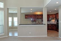 Home Interior Divider Counter