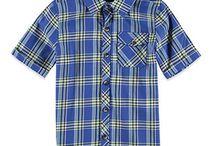 kid's flannel shirts