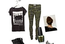 Tomboy outfits <3 / for all those tomboys out there