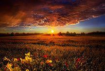 NATURE- SUNSET