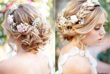 Wedding - Hair Style Inspiration