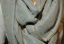 ВЯЗАНИЕ, шарфы и шапки