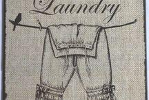 Laundry Inspiration / by ♔Shana Munn♔