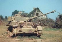 Armor / Heavy Equipment / by Harry Babin