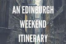 Edinburgh! ️