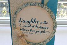 Cards Ideas / by Peggie Sue Jackson