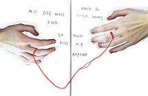 au   red string