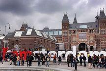 Amsterdam / Een wereldstad.......