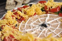 Bugs & Slugs, Bats and Cats / Halloween decor, Food & costume