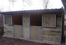 Horse shelter ideas