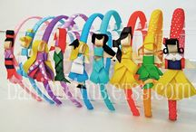 Disney princess ribbon