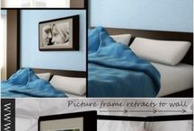 bedroom ideas / by Michelle Munson George