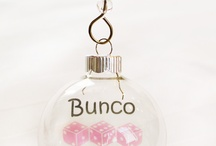 Bunco / Ideas for Bunco games, accessories, gifts, decorations, menus, etc. / by Kimmarie Degrange