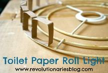 Revolutionaries: Toilet Paper Roll Projects / All of the toilet paper roll projects from my blog, www.revolutionariesblog.com