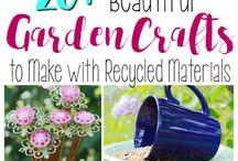 Eco Crafts Ideas / Eco Crafts Ideas | Recycle | Upcycle | Green Eco Ideas | DIY