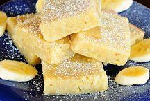 Food - Gebak - Brownies