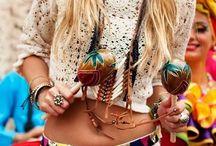 festival/ boho style.