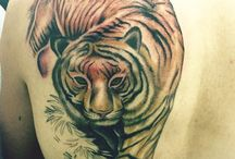 Tonysanto / studio tony tattoo