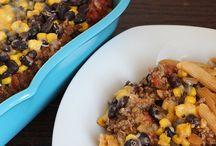 Freezer meals healthy / by Susy Palmela