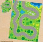 Print mats