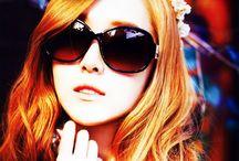 Jung Jessica's sunglasses