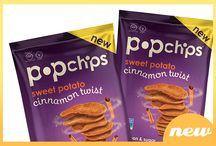 pop into fall #flavoroffall / by popchips