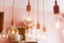 Muuto e27 Details / Infinite combinazioni possibili grazie alla lampada Muuto e27