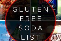Gluten Free Sodas