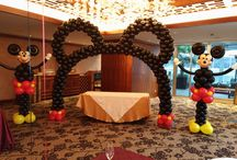 Room Balloon Decoration