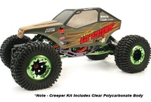 RC Trucks & Crawlers / by Atomik RC