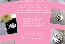 1.Metal Clay Workshops at Silvella In Llantrisant / Come and learn a wide range of skills in Metal Clay! Create beautiful solid silver jewellery at our Accredited Training Centre in the historic town of Llantrisant