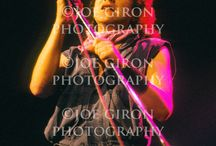 Lou Gramm - Joe Giron a photographer