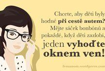 Zábava / #fema #citát #rodičovství #rodič #mateřství #matka #děti #rada #vtip #zábava