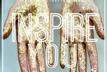 Create a Life that Inspires You / Are you willing to be the creative spark of possibilities that supercharges your life and changes the world?