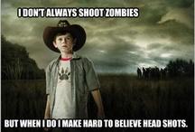 The Walking Dead / by Regina Gaffney