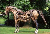 Horses / by Jocelyn Ehlers