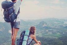 Backpackers life