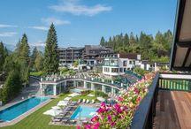ASTORIA RESORT / Im 5-Sterne-Superior Astoria Resort vereinigt sich Tiroler Alpin Chic mit ländlichem Luxus und mondäner Eleganz. Ein Haus mit Tradition und  einer Geschichte voller Innovationen. https://www.leadingspa.com/de/hoteldetail/52/astoria-resort.html