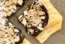 Camp - Dessert Garnish Ideas? / by Tricia Piper