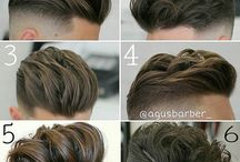 theo men's hair